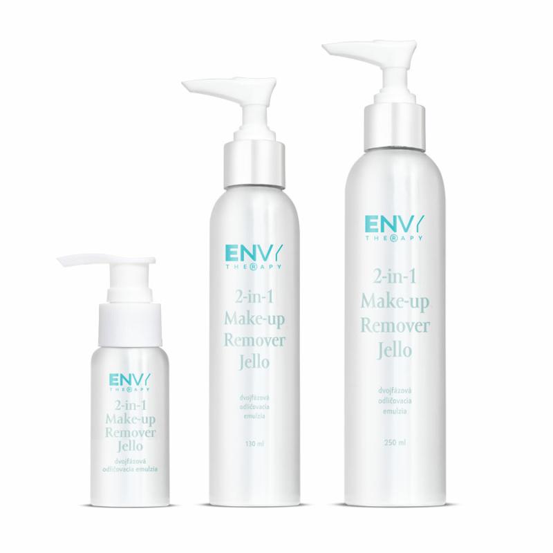 Envy Therapy - 2-in-1 Make-Up Remover Jello sminkeltávolító emulzió minden bőrtípusra