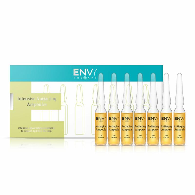 ENVY Therapy - Intensive Antiaging Ampoules 7 napos fiatalító kezelés