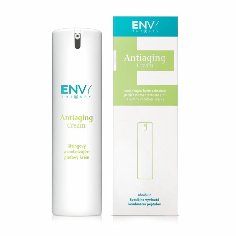 ENVY Therapy - Antiaging Cream ránctalanító arckrém