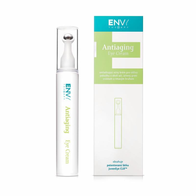 ENVY Therapy - Antiaging Cream Fiatalító szemkrém ráncok és sötét karikák ellen