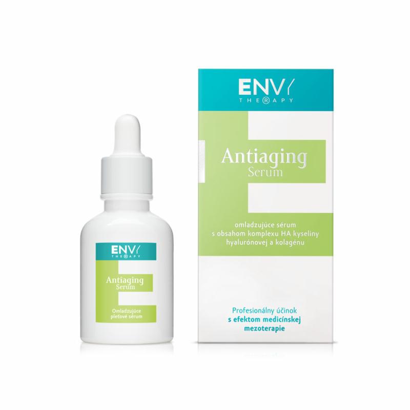 ENVY Therapy Antiaging Serum ránctalanító és lifting szérum