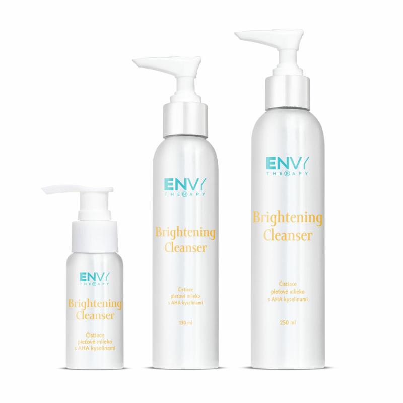 Envy Therapy - Brightening Cleanser bőrtónusjavító arctisztító gél
