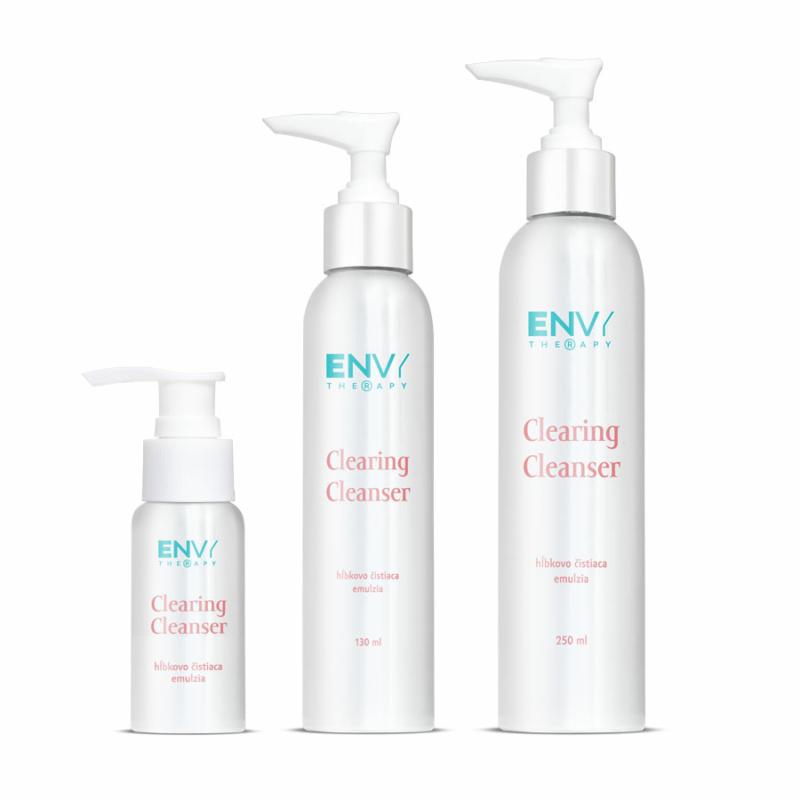 Envy Therapy - Clearing Cleanser arctisztító gél