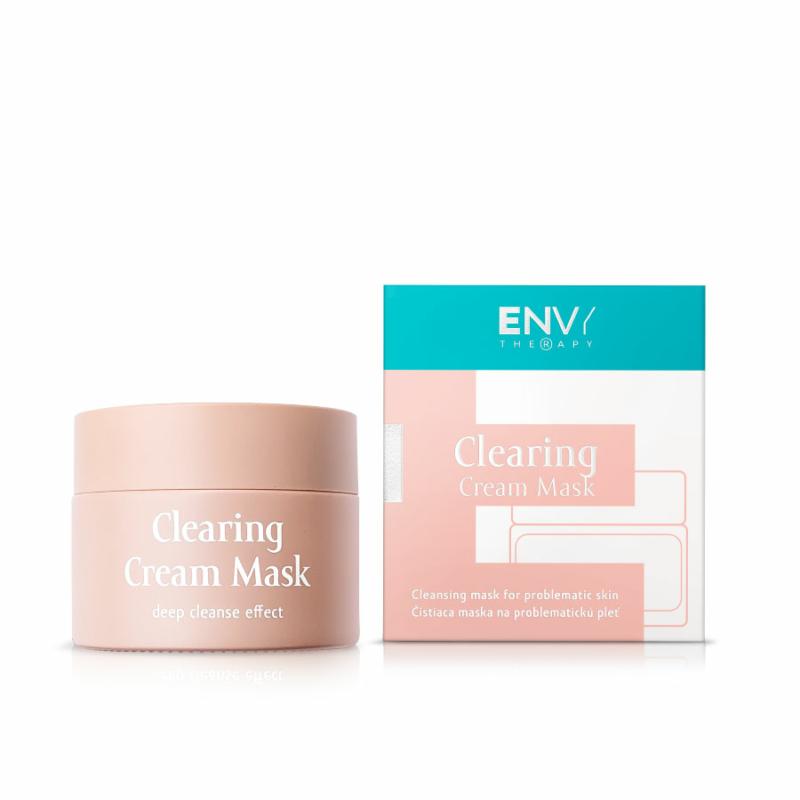ENVY Therapy - Clearing Cream Mask arcmaszk problémás bőrre