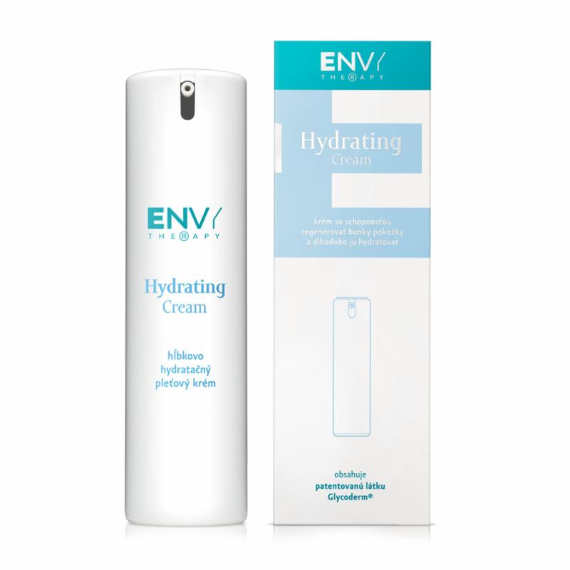 ENVY Therapy - Hydrating Cream mélyhidratáló arckrém száraz bőrre