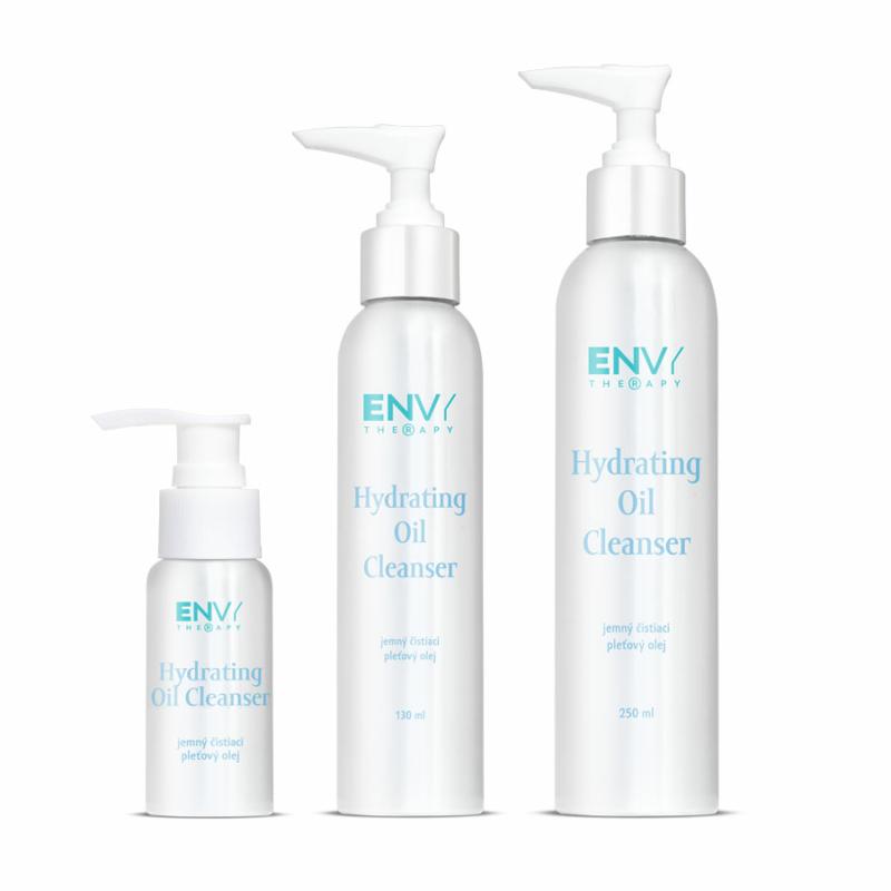 Envy Therapy - Hydrating Oil Cleanser hidratáló arctisztító olaj normál és száraz bőrre