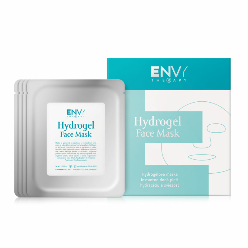 ENVY Therapy - Hydrogel Face Mask arcmaszk