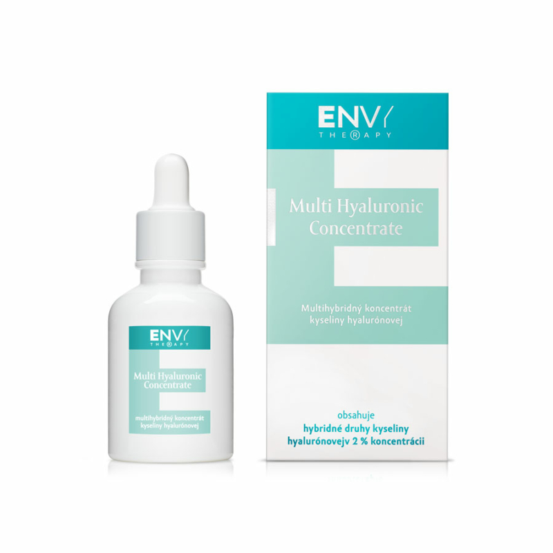 ENVY Therapy - Multi Hyaluronic Concentrate ránctalanító szérum