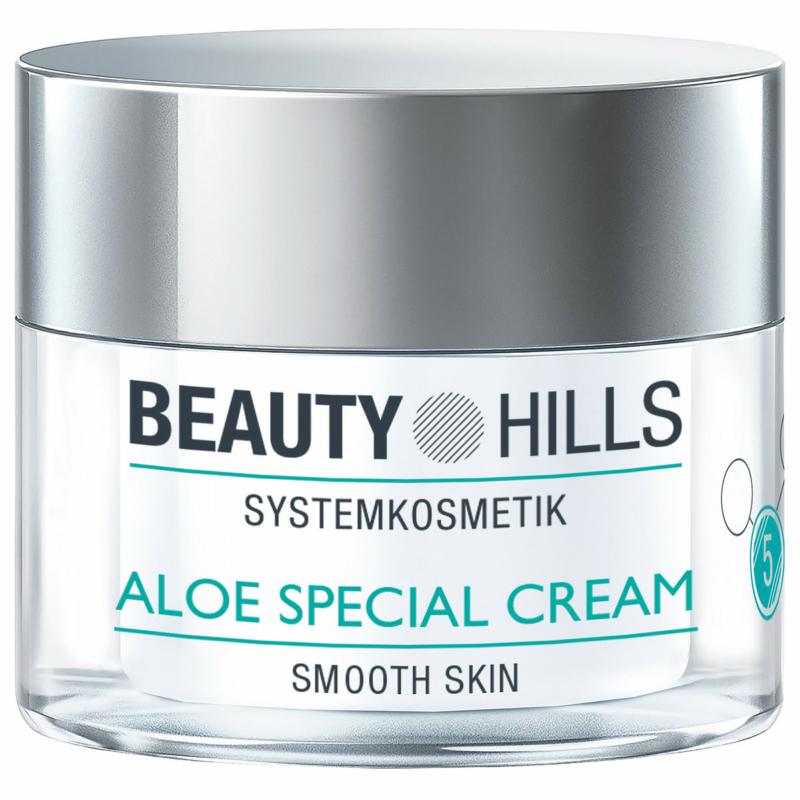 Beauty Hills - Aloe Special Cream hidratáló arckrém