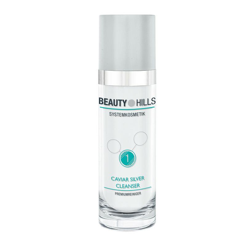 Beauty Hills - Caviar Silver Cleanser arctisztító gél