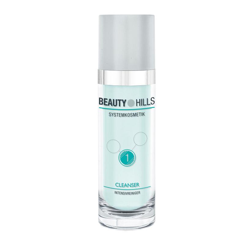 Beauty Hills - Cleanser Intensive arctisztító gél